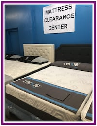 Warranty - In the Plastic - Full Mattress & Box Spring - All Sizes Midland