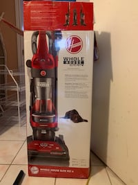 Hoover. Whole house elite pet used once.  Toronto