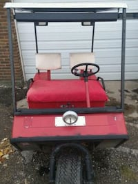 36 v 3 wheel golf cart 451 mi
