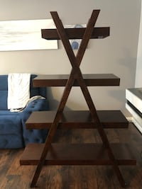 brown wooden 3-layer rack Germantown, 20874