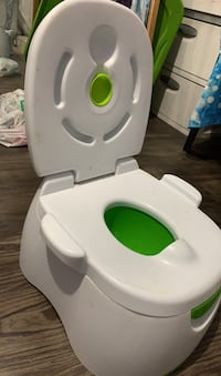 Potty trainer y foot step Pharr, 78577