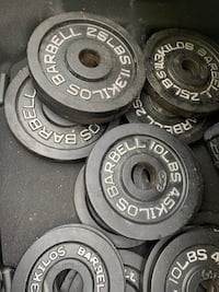 """Weight Plates Sets - Olympic Plates 2"""""""