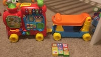 Vtech sit to stand ultimate alphabet train Austin, 78748