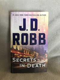 Secrets in Death by J.D. Robb book