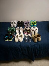 65$ for all. Women's 8 to 9 Shoes Littleton, 03561