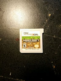 Minecraft for New Nintendo 3ds 30 km