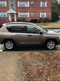 2008 Jeep Compass Limited 4X4