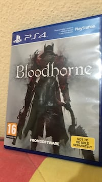 Bloodborne PS4 Edremit, 10300