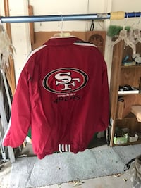 NFL 49ers jacket Riverside, 92506