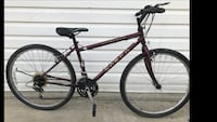 Norco Katmandu Mountain bike , 21 speed , 26 inch tires , 17 inch frame. Excellent condition. Everything works great. $40 cash. Cheap transportation. Better then the bus Calgary, T2A 7S7