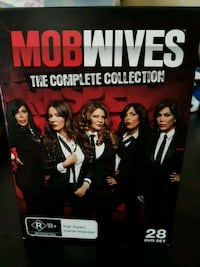 Mob Wives - The Complete Collection Guildford, 2161