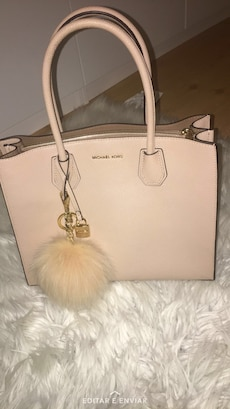 Beige Michael Kors Tote bag