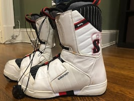 Snowboarding Boots by Salomon