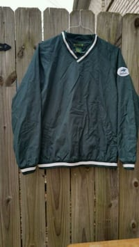 """Keeneland"" V-Neck Wind Breaker - Men's Medium Lexington"