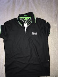 Real HUGO BOSS polo shirt only used once good condition size medium Surrey, V3W 8E6