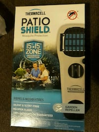 Patio Shield mosquito protection