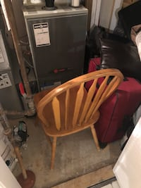 Wooden chair, (3Available) Vaughan, L6A 1A3