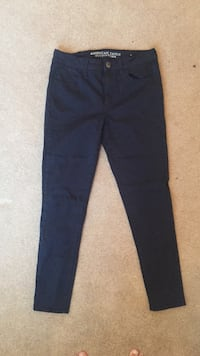 Size 8 Navy Blue American Eagle High Rise Jegging Asheville, 28704