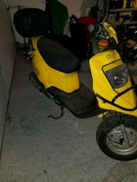 yellow and black motor scooter Waldorf, 20602