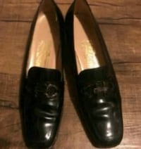 Leather flats Westminster, 92683