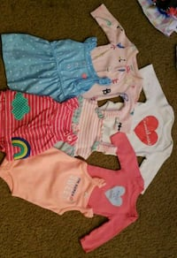 baby's assorted clothes Corpus Christi, 78413