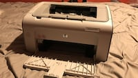 HP LaserJet P1005 Desktop Printer 3487 km