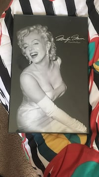 Marilyn monroe poster Wilmington, 28401
