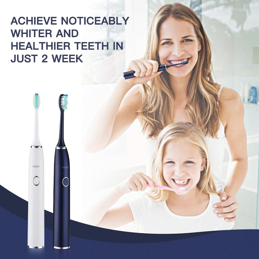 new Electric toothbrush USB rechargeable f1072458-8265-4162-8830-457c7ba19855