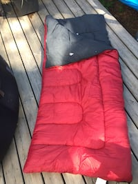 2 WOODS sleeping bags -10C rating Barrie, L4M 0B2
