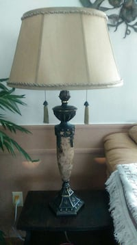 Marble Lamp (Reduced again) Pearland, 77581
