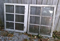 "Antique windows 28/35"" Barrie, L4N 2V3"