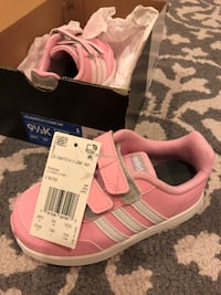 NEW Adidas Toddler VS Switch 2 Sneaker Shoes – Size 9.5 Honolulu