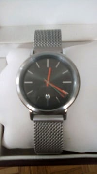 Ted Baker watch.. silver smooth Richmond Hill, L4C 0B4