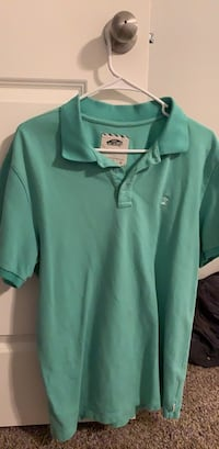 green and white polo shirt Spanish Fork, 84660