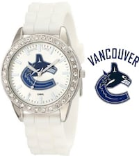 Brand new Gamezone Vancouver Canuck Watch Milton
