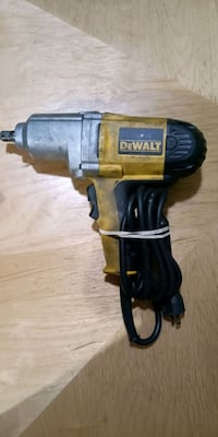 electric impact driver wrench
