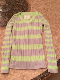 Girls size 12 Justice sweater  Centreville, 20120