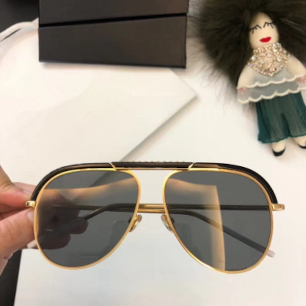 JULUFIO BIG FRAME AVANT BOUTIQUE SUNGLASSES 1