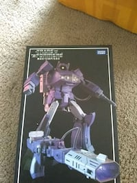 Masterpiece G1 Shockwave Alexandria, 22304