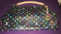 Barely used LV colorful purse OBO Oakville, L6M 2W2