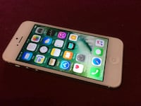 IPhone 5 16gb white color, unlocked