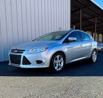 2014 Ford Focus 5 Door Hatch SE