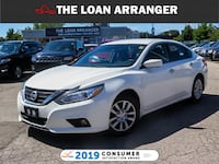 2018 NISSAN ALTIMA 2.5 S 53057 KMS and 100% approv Toronto