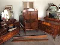 Antique Bedroom Set Williamsport, 17701