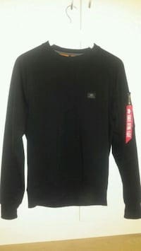 Alpha industries crewneck Small Gamle Oslo, 0652