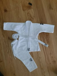 judo drakt for barn, str: 120 cm Ullern, 0380