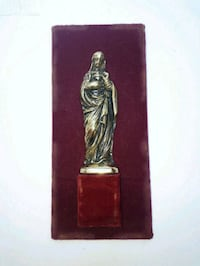 Meryem Ana Virgin Mary Heykel Wall Hanging
