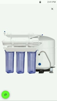 PROSERIES HIGH EFFICIENCY REVERSE OSMOSIS SYSTEM | Campbell