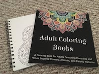 Two coloring books Toledo, 43623