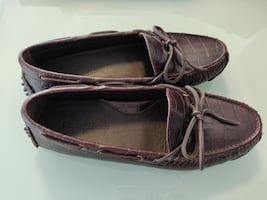NEW! Men's Cole Haan Leather Loafers - 9.5